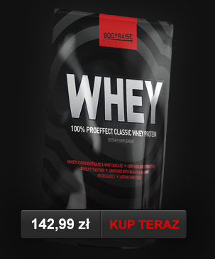 100 proeffect classic whey - menu ingredientes