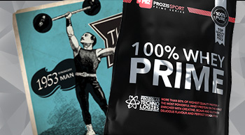 100% WHEY PRIME New In