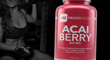 Açai Berry PRZ Foods New In