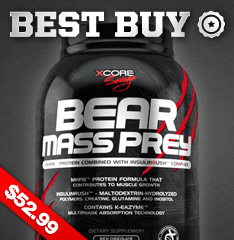Bear Mass Prey Best Buy