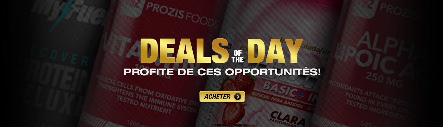 Deals of the day 24042014