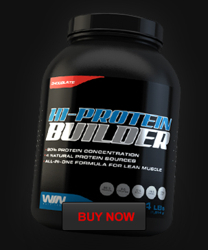 Hi-Protein Builder 4lbs Win Nutrition